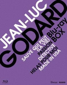 ジャン=リュック・ゴダール/ジャン=リュック・ゴダール Blu-ray BOX Vol.4/新たな旅立ち [DAXA-5228]