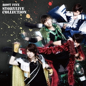 ROOT FIVE (√5)/ROOT FIVE STORYLIVE COLLECTION (C) [CD+DVD]<初回生産限定盤>[FSCY-19]