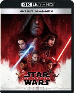 ライアン・ジョンソン/スター・ウォーズ/最後のジェダイ 4K UHD MovieNEX [4K Ultra HD Blu-ray Disc+3D Blu-ray Disc+2Blu-ray Disc][VWES-6641]