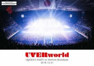 UVERworld/UVERworld QUEEN'S PARTY at Nippon Budokan 2018.12.21[SRXL-207]