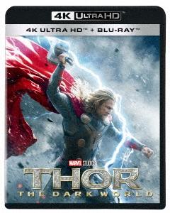 マイティ・ソー/ダーク・ワールド 4K UHD [4K Ultra HD Blu-ray Disc+Blu-ray Disc]