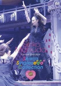 Pre 40th Anniversary Seiko Matsuda Concert Tour 2019 Seiko's Singles Collection [DVD+フォトブック DVD