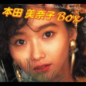 本田美奈子 BOX [6CD+DVD]<完全生産限定盤>