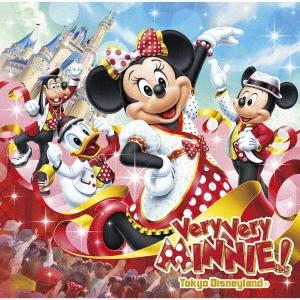 東京ディズニーランド ベリー・ベリー・ミニー! CD