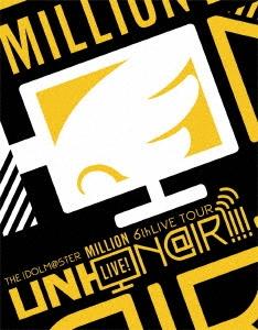 THE IDOLM@STER MILLION LIVE! 6thLIVE TOUR UNI-ON@IR!!!! LIVE Blu-ray Angel STATION @SENDAI