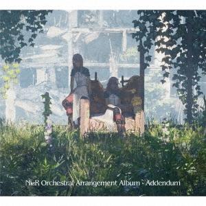 NieR Orchestral Arrangement Album - Addendum CD