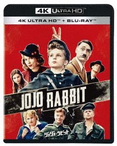 ジョジョ・ラビット 4K UHD [4K Ultra HD Blu-ray Disc+Blu-ray Disc] Ultra HD