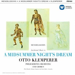 オットー・クレンペラー/メンデルスゾーン:劇付随音楽「真夏の夜の夢」(抜粋)[WPCS-23023]