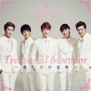 5tion/Treasured Moment ~僕だけの宝物~ [SRE-10]