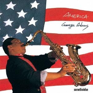 George Adams with Hugh Lawson/アメリカ<限定盤>[UCCQ-9365]