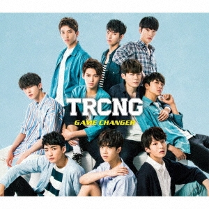 TRCNG/GAME CHANGER<通常盤>[UICY-5136]