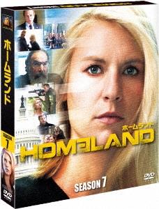 HOMELAND ホームランド シーズン7 SEASONS コンパクト・ボックス DVD