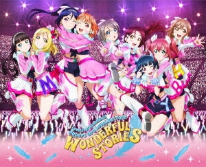 ラブライブ!サンシャイン!! Aqours 3rd LoveLive! Tour ~WONDERFUL STORIES~ Blu-ray Memorial BOX<完全 Blu-ray Disc