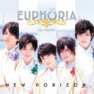 EUPHORIA/NEW HORIZON<通常盤>[TECI-692]