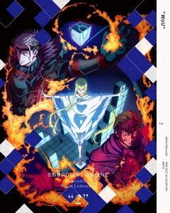 ソードアート・オンライン アリシゼーション War of Underworld 2 [DVD+CD]<完全生産限定版> DVD