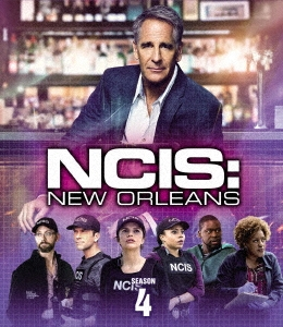 NCIS:ニューオーリンズ シーズン4<トク選BOX> DVD