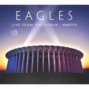 ライヴ・フロム・ザ・フォーラム 2018 [2CD+DVD] CD