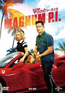 私立探偵マグナム シーズン2 DVD-BOX DVD