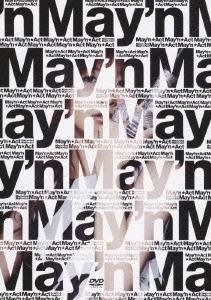 May'n/May'n☆Act[VTBL-3]