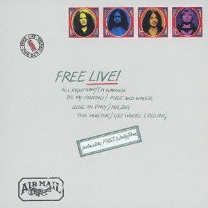 フリー・ライヴ +7 SHM-CD