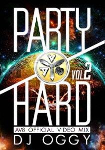 DJ OGGY/PARTY HARD VOL.2 -AV8 OFFICIAL VIDEO MIX-[OGYDV-21]