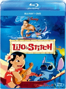 クリス・サンダース/リロ&スティッチ ブルーレイ+DVDセット [Blu-ray Disc+DVD][VWBS-1442]