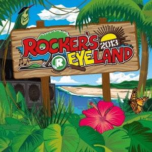 ROCKER'S EYELAND 2013 CD
