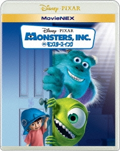 モンスターズ・インク MovieNEX [Blu-ray Disc+DVD] Blu-ray Disc