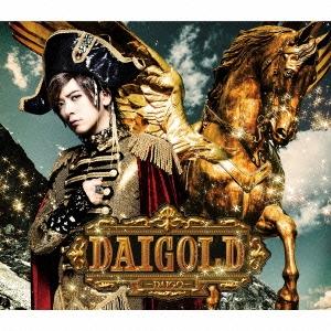 DAIGO/DAIGOLD [CD+DVD] [ZACL-9072]