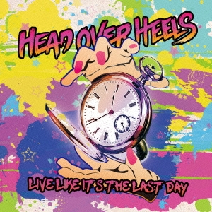 Head Over Heels/Live like it's the last day[MXTR-009]