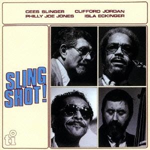 Cees Slinger/スリング・ショット! [CDSOL-6354]