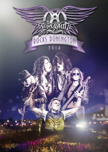 Aerosmith/エアロスミス ロックス・ドニントン 2014 [DVD+3CD] [GQBS-90033]