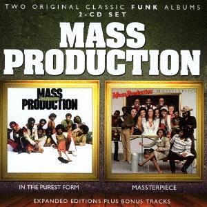 Mass Production/イン・ザ・ピュアレスト・フォーム/マスターピース [CDSOL-8797]