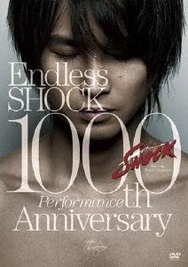 Endless SHOCK 1000th Performance Anniversary<通常盤> DVD