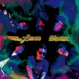 DOBERMAN INFINITY/Shatter [CD+DVD][XNLD-10004B]