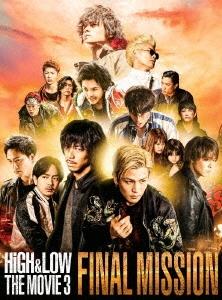 久保茂昭/HiGH &LOW THE MOVIE 3 〜FINAL MISSION〜 (通常版)[RZXD-86570]