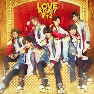LOVE [CD+DVD]<初回盤A> 12cmCD Single