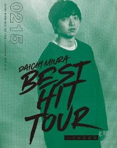 三浦大知/DAICHI MIURA BEST HIT TOUR in 日本武道館 2/15(木)公演<初回限定特殊仕様>[AVXD-16885X]