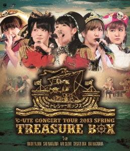 ℃-uteコンサートツアー2013春 ~トレジャーボックス~
