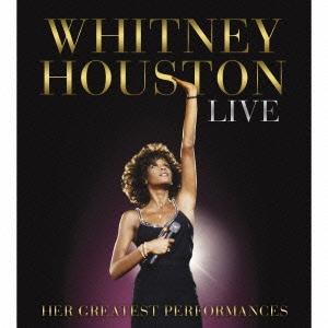 Whitney Houston/ホイットニー・ヒューストン・ライヴ [デラックス・エディション] [CD+DVD][SICP-4320]