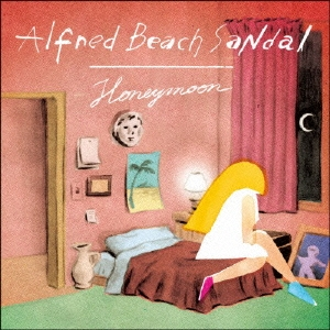 ALFRED BEACH SANDAL/Honeymoon[PECF-1121]