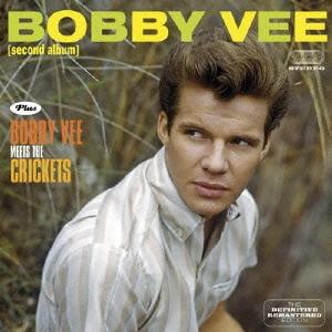 TOWER RECORDS ONLINEで買える「Bobby Vee/BOBBY VEE + BOBBY VEE MEETS THE CRICKETS +7[OTCD-4335]」の画像です。価格は2,016円になります。