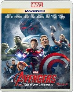 アベンジャーズ/エイジ・オブ・ウルトロン MovieNEX [Blu-ray Disc+DVD]<期間限定仕様/アウターケース Blu-ray Disc