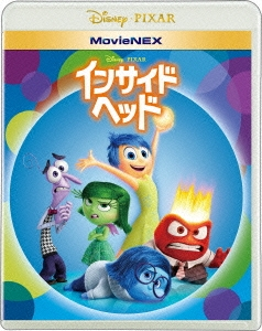 インサイド・ヘッド MovieNEX [2Blu-ray Disc+DVD] Blu-ray Disc