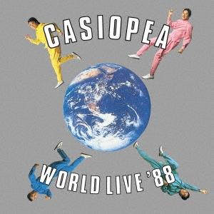 カシオペア/CASIOPEA WORLD LIVE '88<限定廉価盤>[UPCY-9702]