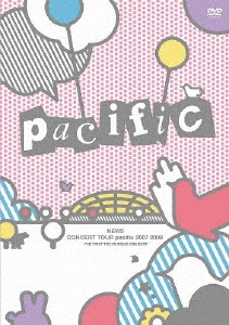 NEWS CONCERT TOUR pacific 2007 2008 -THE FIRST TOKYO DOME CONCERT-<通常盤> DVD