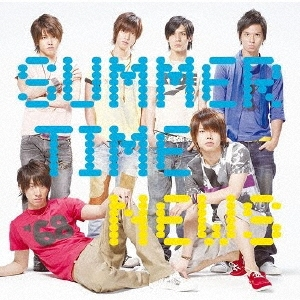 NEWS/SUMMER TIME<通常盤>[JECN-169]