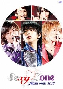 Sexy Zone Japan Tour 2013<通常盤> Blu-ray Disc