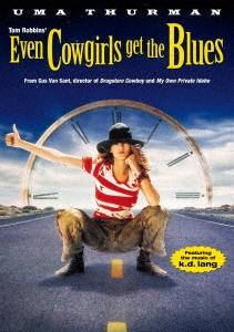 カウガール・ブルース DVD