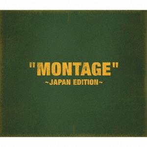 「MONTAGE」 ~JAPAN EDITION~ (TYPE-B) [CD+PHOTOBOOK]<初回限定盤> CD